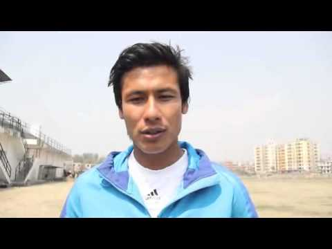 Sagar Thapa wishes best of luck to Nepal National cricket team for T20 World Cup