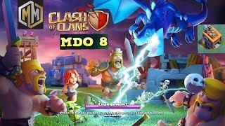 Vidéo annonce Clash of clans tutos MDO 8 top fr