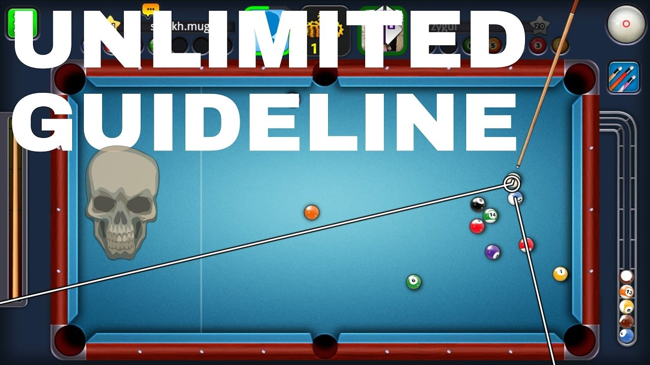 Ball Pool Extended Guideline Hack Mod Pc With Download