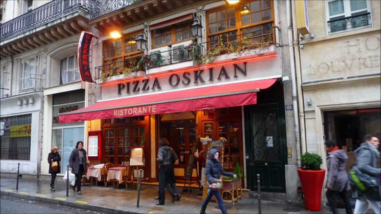 pizza oskian les meilleures pizzas de paris youtube. Black Bedroom Furniture Sets. Home Design Ideas