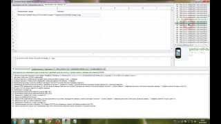 Демонстрационное видео программы Content Downloader X1