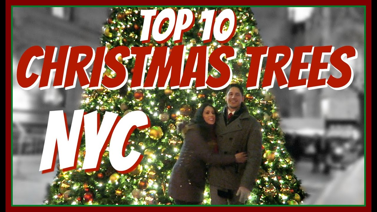 Top 10 christmas trees in nyc free things to do in nyc for 10 top things to do in nyc
