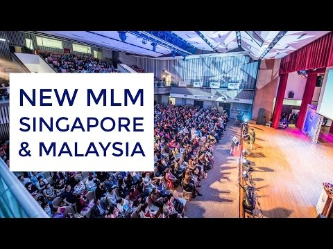 New MLM, Work from home business opportunity Singapore & Malaysia, Network marketing company 2016-17