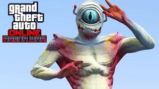 NEW GTA Online Arena War DLC
