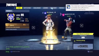I unlocked best mates dance fortnite duo