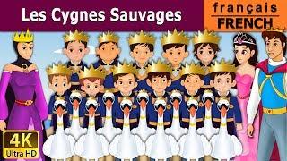 Video Les Cygnes Sauvages - Histoire pour Enfants - Contes de Fée - Dessin Animé - 4K - French Fairy Tales download MP3, 3GP, MP4, WEBM, AVI, FLV November 2017