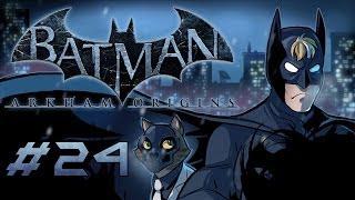 Batman: Arkham Origins Gameplay / Playthrough w/ SSoHPKC Part 24 - Some Gadgets Required
