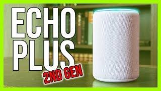 Amazon Echo Plus Review - 2nd Generation!