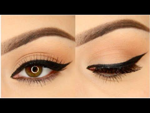Winged Eyeliner Tutorial You