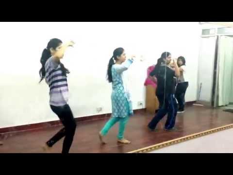Sajna Ve Sajna - Easy dance for beginners.