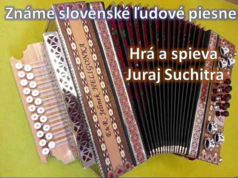 Slovenská heligonka  - výber piesní