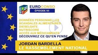 EUROCONSO - Episode n°5 : Jordan BARDELLA – Le Rassemblement National