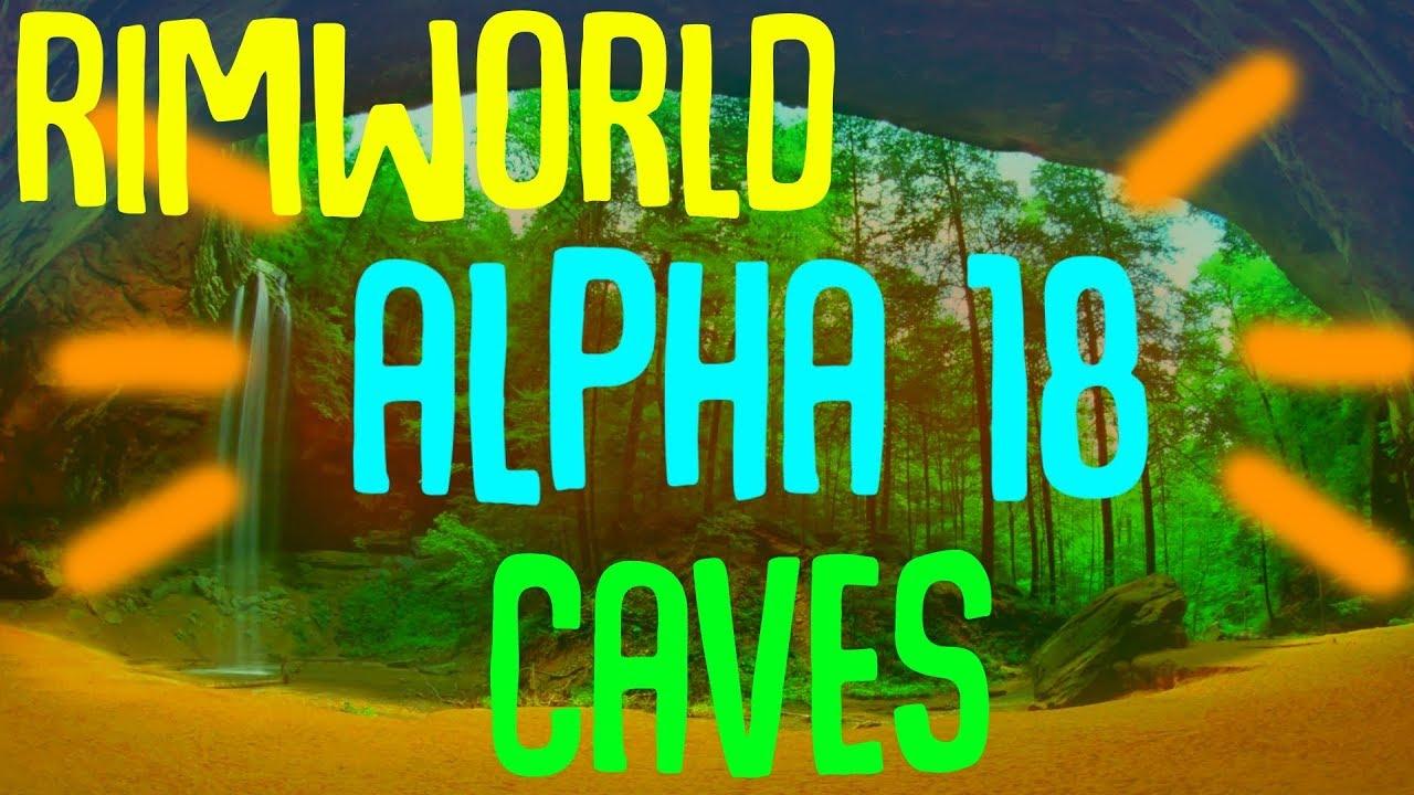 Rimworld Alpha 18 Caves! Swamp caves, cave biomes - - vimore org