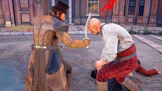 Assassin's Creed Syndicate The Creatures Rags Outfit Rampage & Street Racing Ultra Settings