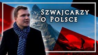 co szwajcarzy wiedzą o polskiej polityce sonda uliczna