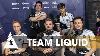 TEAM LIQUID ON THEIR UPS AND DOWNS IN 2019 | BLAST BACKSTAGE | BLAST GLOBAL FINAL