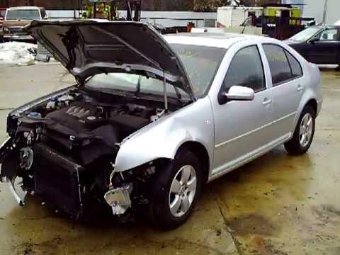 2004 VW Jetta GLS 2.0 5spd parts car