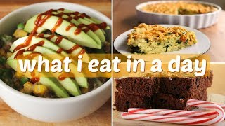 What I Eat in a Day (Vegan) // Easy Healthy Recipes