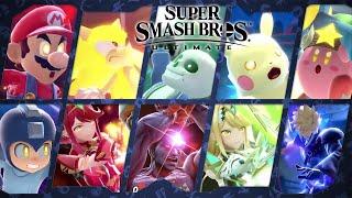All Final Smashes (Kazuya update)   Super Smash Bros. Ultimate ᴴᴰ
