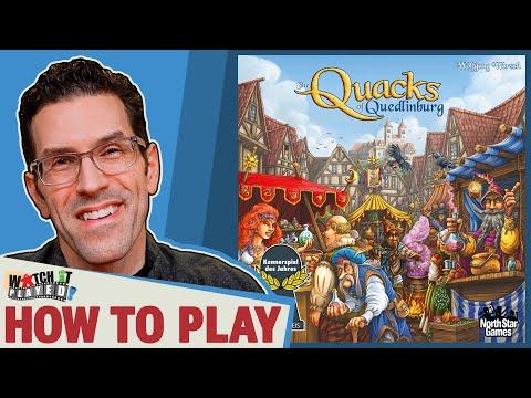 The Quacks Of Quedlinburg - How To Play
