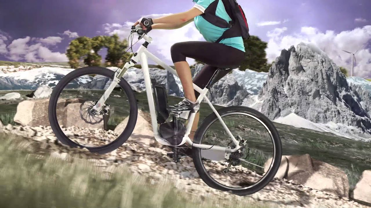 the e in ebike bosch ebike systems my 2013 youtube. Black Bedroom Furniture Sets. Home Design Ideas