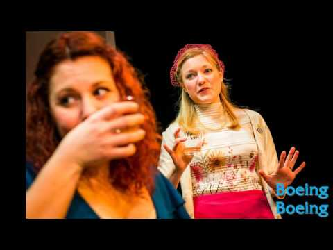 Boeing Boeing at Hedgerow Theatre