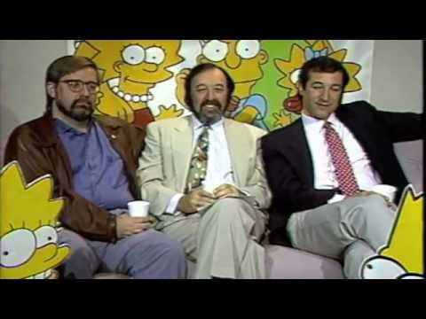 Matt Groening, James Brooks, and Sam Simon Talk The Simpsons With Barry Roskin Blake