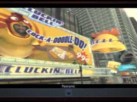 GTA IV Commercials : Cluckin'Bell