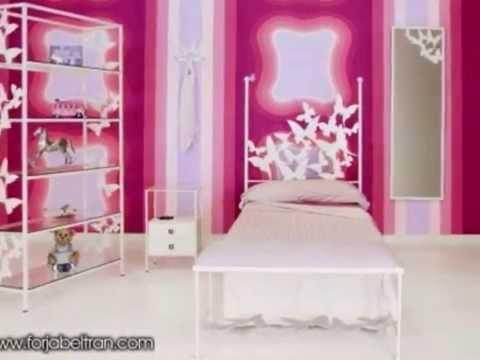 Dormitorios de ni as la habitacion de nuestra princesita - Cuartos de nina decorados ...