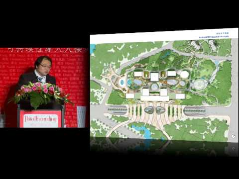 "CTBUH 2012 Shanghai Congress - Ban Wang, ""A New Approach to Green Urban Development in Asia"""