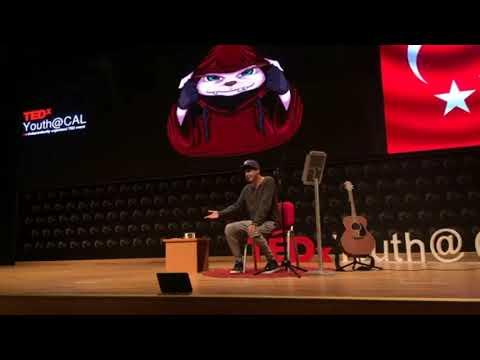 Ferman Akgül TedxYouth@CAL Konuşması (15 Nisan 2019) Part - 1