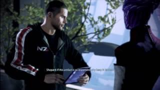 Mass Effect 3 - Meeting with the Asari Councilor