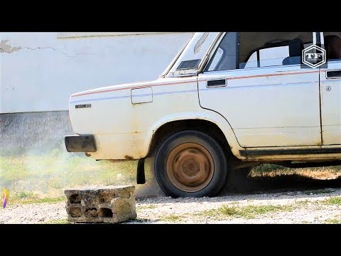 Crazy LADA kills