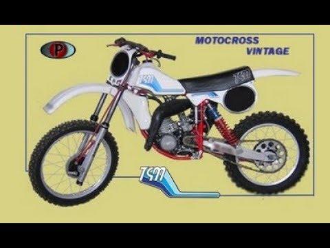 TGM Motocross Vintage