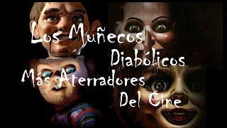 Los 6 muñecos diabólicos más aterradores del cine