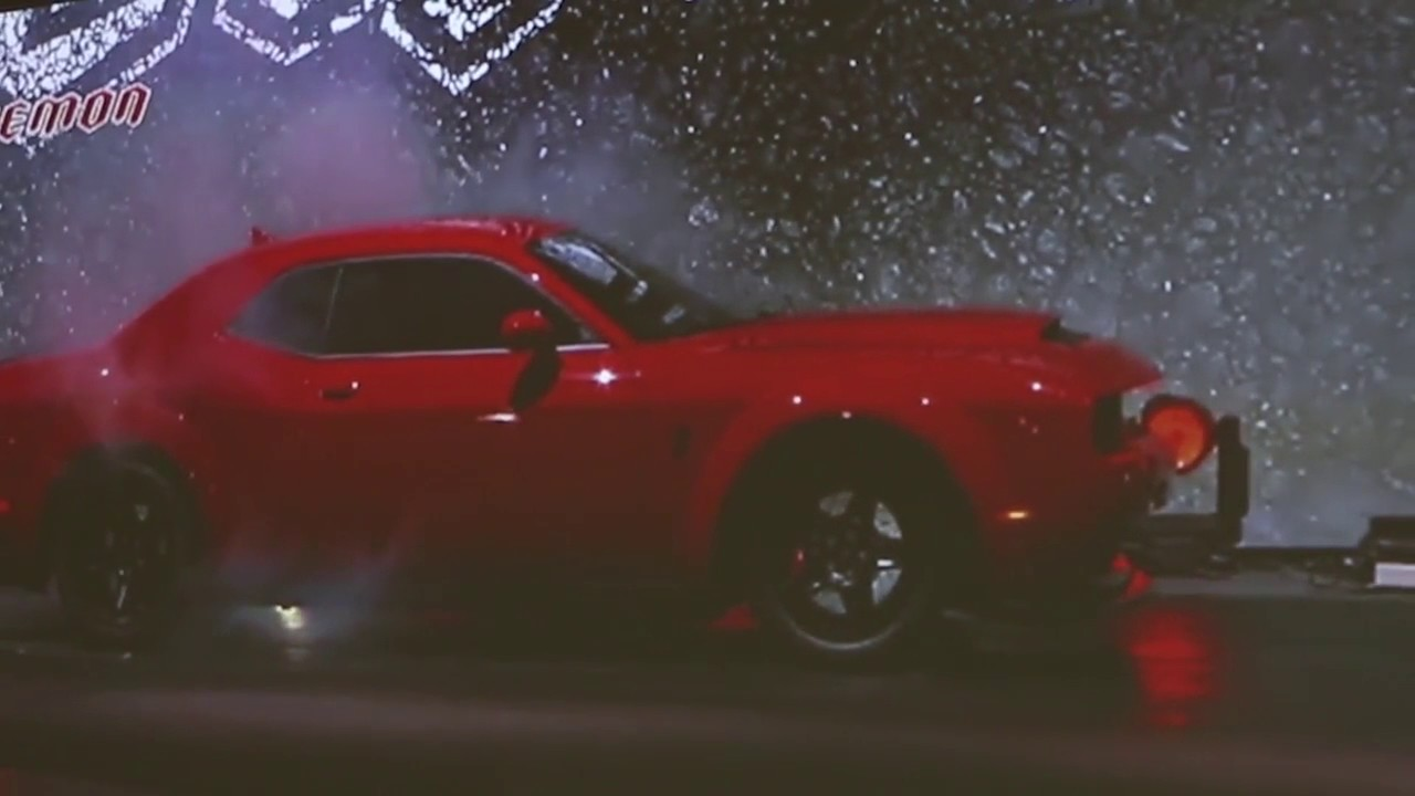 Larry H Miller Tucson >> Dodge Demon Launch | Tucson Mopar Club - YouTube