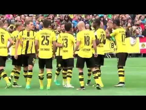Borussia Dortmund v St Pauli - Testspiel 14/07/16