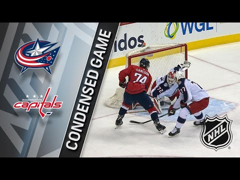 02/09/18 Condensed Game: Blue Jackets @ Capitals