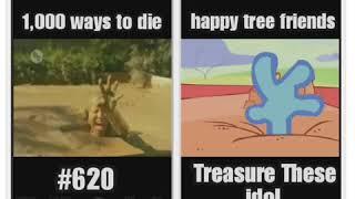 1,000 ways to die y happy tree friends