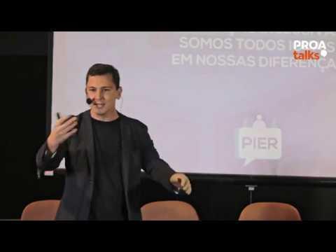 Proa Talks #2 - Educação no futuro: inclusão, criatividade e rock'n roll - Pierpaolo Petruzziello