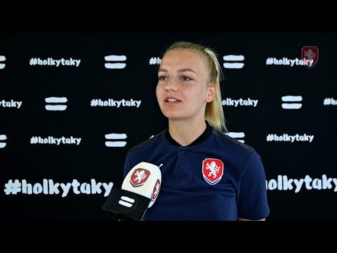 Ženy A | Šlajsová před utkáním s Polskem