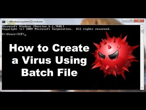 how to create a computer virus pdf