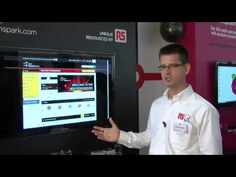 RS Components demonstrates innovative design tools