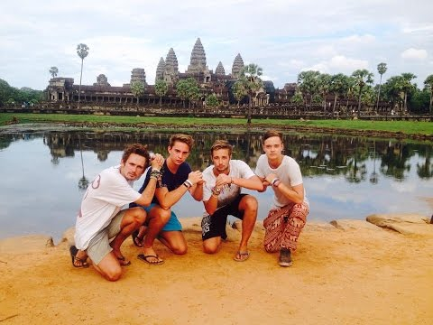 Backpacking South East Asia 2015 - GoPro