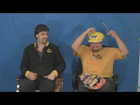 Wario Cosplay Accessory Kit: That Weird Review #245