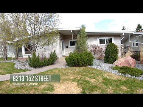 8213 152 Street, Edmonton, AB