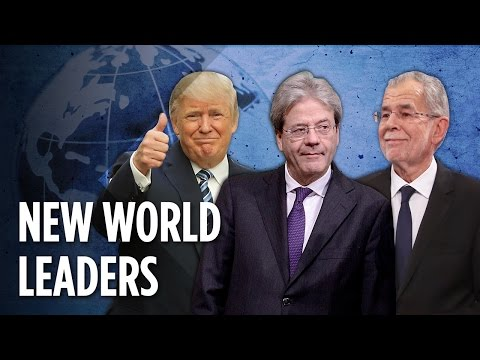 Who Will Lead The Western World In 2017?