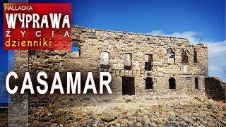 Casamar - budowla zalewana przez ocean - Dzienniki