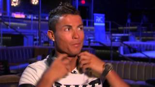 Cristiano Ronaldo angry interview on Ramos going to Man United & working with Rafa Benitez