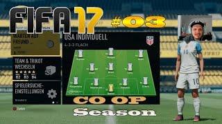 Wir spielen mit Frauen! FIFA 17 Co-Op Season mit Lars & Voessel   Folge 02 -  PS4